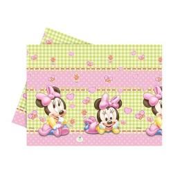 - Minnie Disney Baby Masa Örtüsü (120x180 cm) 1'li Paket