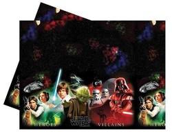 - Star Wars Heroes Masa Örtüsü (120x180 cm) 1'li Paket