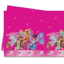 - Winx Butterflix Masa Örtüsü (120x180 cm) 1'li Paket