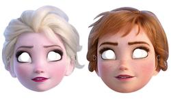 - Maske Frozen 2 Lisanslı Pk:6 Kl:144