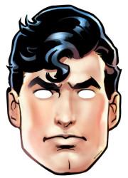 - Superman Maske