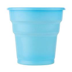- Mavi Plastik Meşrubat Bardağı (180 cc) 25'li Paket