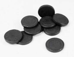 - Siyah Mıknatıs 18*4mm şerit