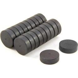 - Siyah Minik Mıknatıs 12*4mm şerit