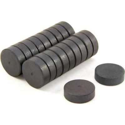 Siyah Minik Mıknatıs 12*4mm şerit