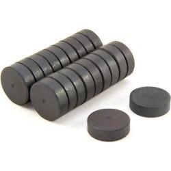 Siyah Minik Mıknatıs 12*4mm şerit - Thumbnail