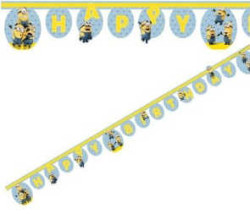 - Minions Happy Birthday Set