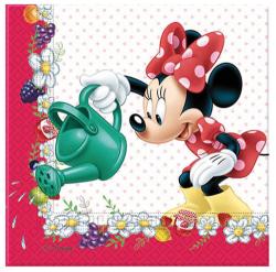 - Minnie Çilek Kağıt Peçete (33x33 cm) 20'li Paket