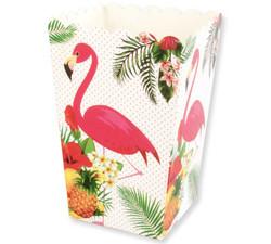 - Mısır Cips Kutusu Flamingo Taçlı Pk:10 Kl:200