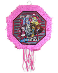 - Monster High Lisanslı Pinyata
