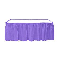 - Mor Plastik Masa Eteği (75x426 cm) 1'li Paket