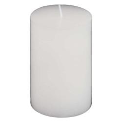 - Büyük Silindir Mum Beyaz (7x12 cm)