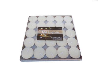 Mum Tealight Pk 50 Li 6gr Beyaz