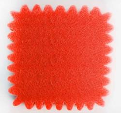 - Organze Fileli Kare 24 Cm Kırmızı