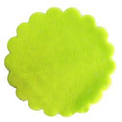 - Organze Taşsız 22 Cm Su Yeşili