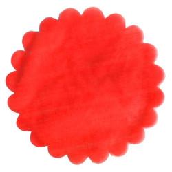 - Organze Taşsız 26 Cm Kırmızı