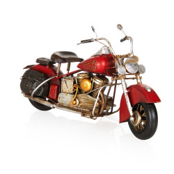 - Orijinal Harley Davidson Metal Motorsiklet