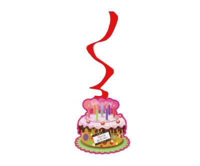 Yukardan Asmalı Happy Birthday