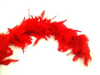 Otriş Tüy 2mt(60gr) Kırmızı