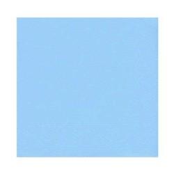 - Desenli Mavi Peçete (33x33 cm) 20'li Paket