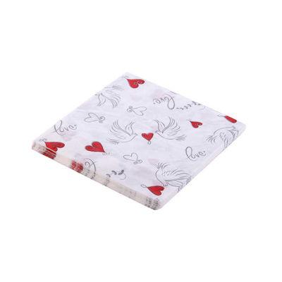 Kalpli ve Kuşlu Peçete (33x33 cm) 20'li Paket