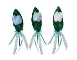- Lale Çubuklu Mavi Peluş (003)