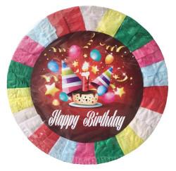 - Happy Birthday Karton Pinyata