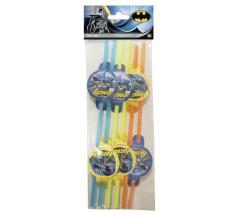 - Batman Pipet 6'lı Paket