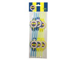 - Fenerbahçe Pipet 6'lı Paket