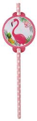 - Pipet Flamingo Karton Pipetli Pk:6 Kl:200