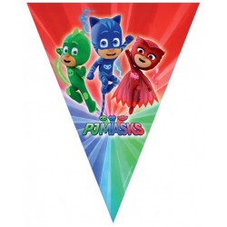 - Pj Masks Bayrak Set