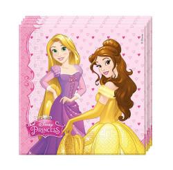 - Prenses Dreaming Kağıt Peçete (33x33 cm) 20'li Paket