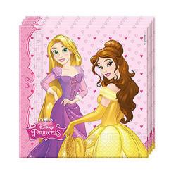 - Prenses Düşler Kağıt Peçete (33x33 cm) 20'li Paket