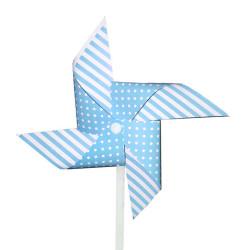 - Rüzgar Gülü 3 Lü Set Mavi