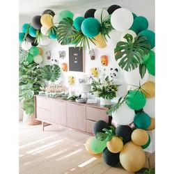 - Safari Temalı Zincir Balon Seti