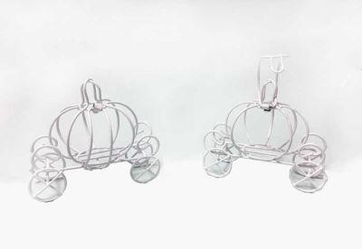 Saray Arabası Kutu Telden Beyaz