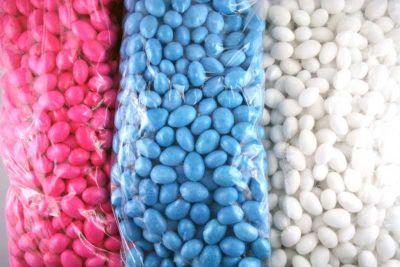 Şeker Mavi 1 Kg