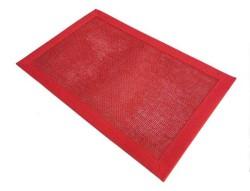- Servis Seti 6 Adet Kırmızı