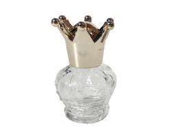 - Şişe Kral Taçlı Minik Altın Kapaklı 16cc