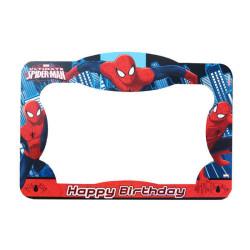 - Spiderman Çerçeve Çift Taraflı