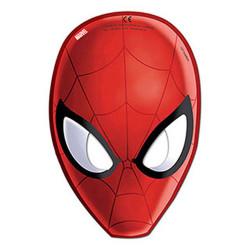 - Spiderman Savaşçı Kağıt Maske