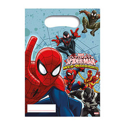 - Spiderman Savaşçı Parti Çantası