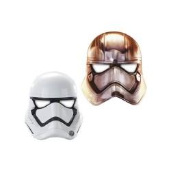 - Star Wars Güç Uyanıyor Kağıt Maske