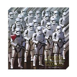 - Star Wars Güç Uyanıyor Kağıt Peçete (33x33 cm) 20'li Paket