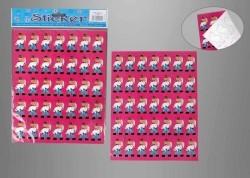 Gelin Damat Yapışkanlı Sticker - Thumbnail