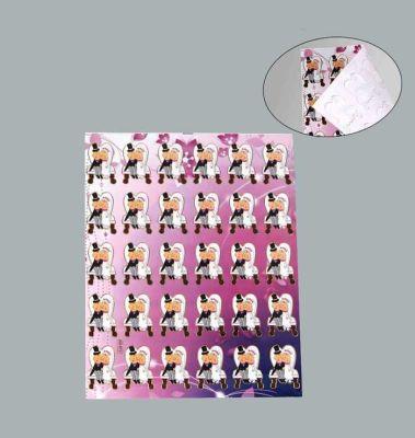 Gelin Damat Yapışkanlı Sticker