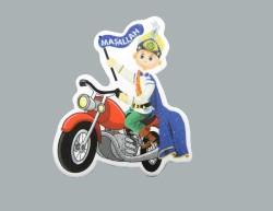 - Sünnet Motorlu Sticker