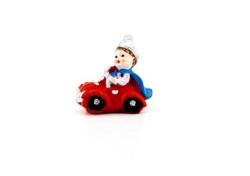 - Sünnet Çocuğu Arabalı Minik Kırmızı