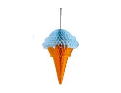 - Dondurma Orta Boy Mavi 50 cm Süs