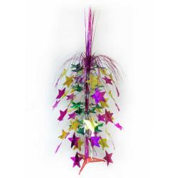 - Metalize Palmiye Modeli Yıldız Karışık